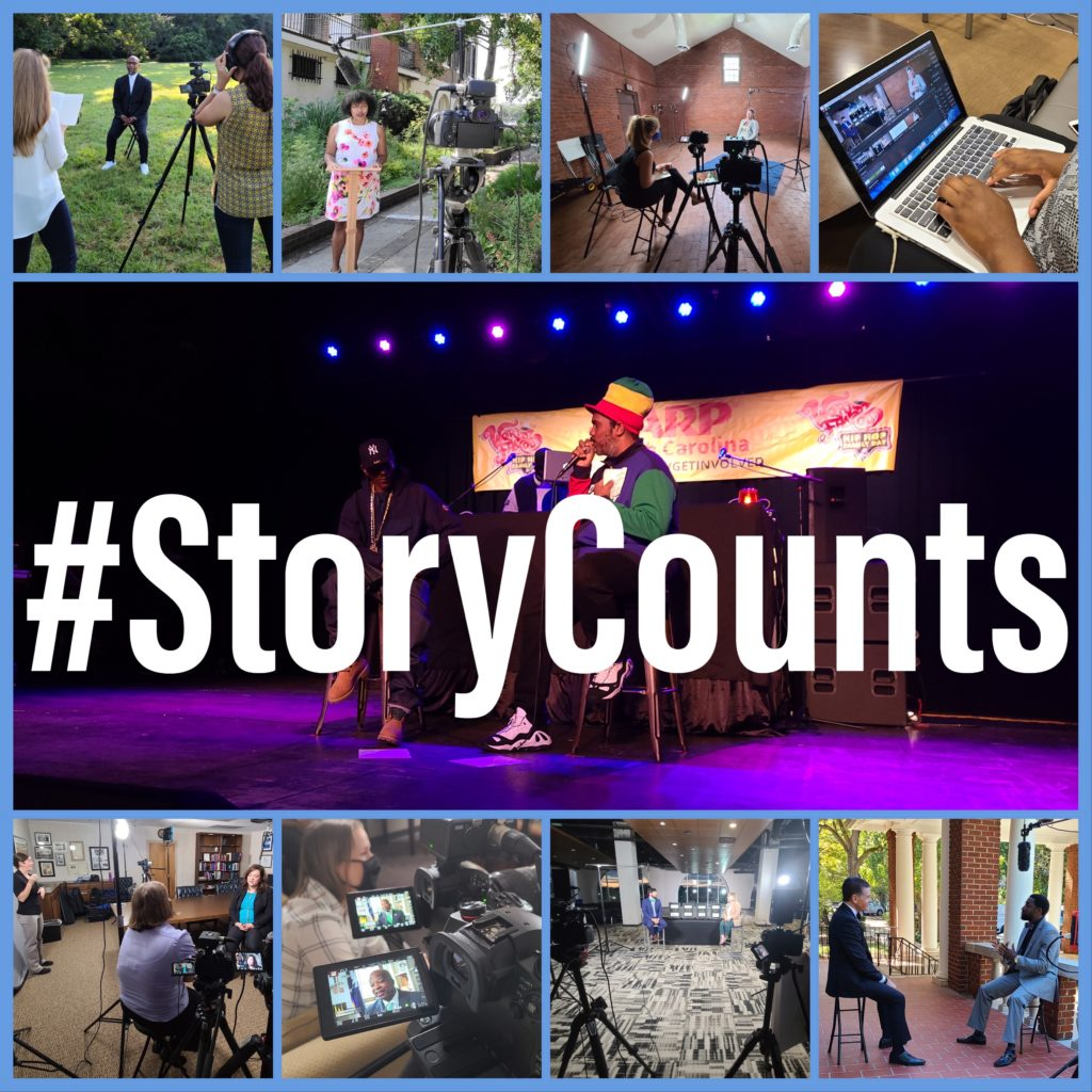 Your story counts. And so do you.