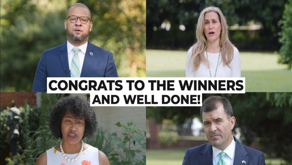 Conservation Voters of South Carolina Green Tie Awards